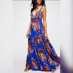 Free People Manarola Maxi Dress
